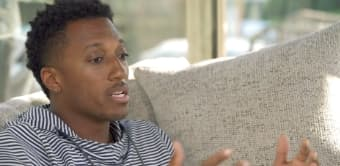 Dominique Wilkins Interviews Lecrae Moore