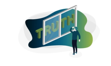 truth window